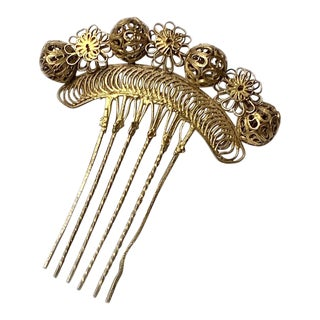 Antique Hair Pin For Sale