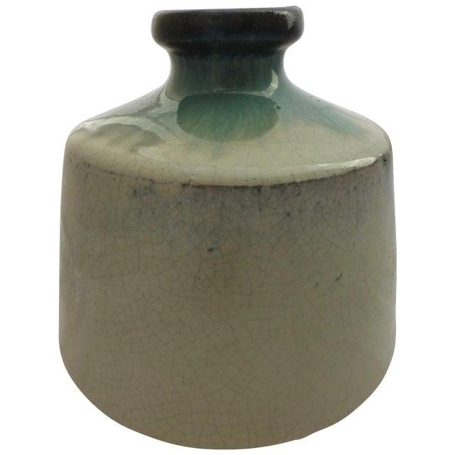 Mid-Century Studio Pottery Vase For Sale