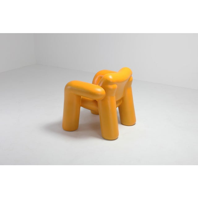 Blown-Up Chair by Schimmel & Schweikle For Sale - Image 9 of 11