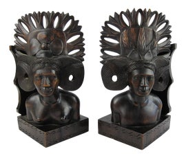 Image of Rustic Bookends