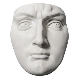 Vintage Large David's Face by Michaelangelo For Sale