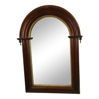 Antique American Wall Mirror For Sale