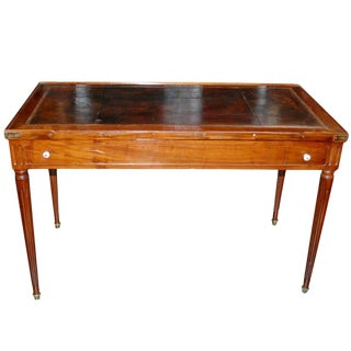 Louis XVI Tric Trac Game Table, Circa 1800 For Sale