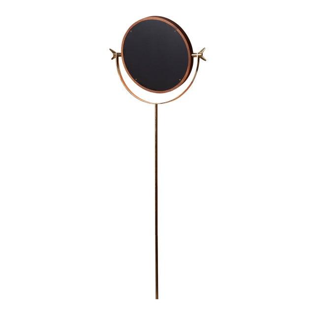 Carl Auböck #4959 Floor Mirror For Sale