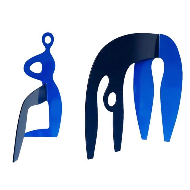 Karolina Maszkiewicz Olympians Installation Sculptures - a Pair For Sale - Image 4 of 4