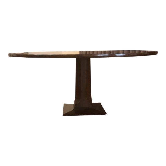 "Custom ""Marci"" Dining Table - Image 1 of 4"