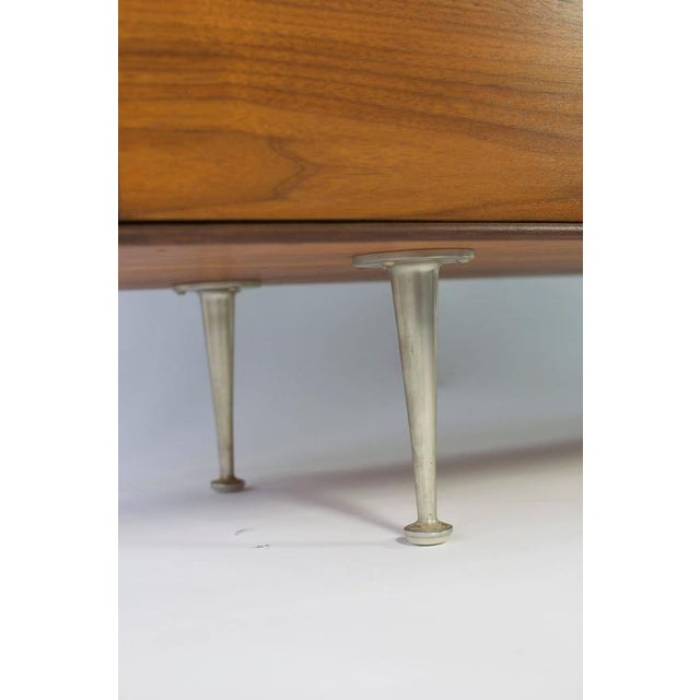 Aluminum George Nelson Thin Edge Dresser For Sale - Image 7 of 10