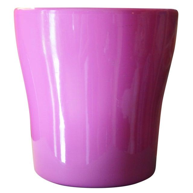 Petite Pink German Planter - Image 1 of 11