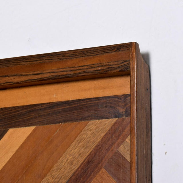 1960s Don Shoemaker Mid Size Service Tray #7 Mid Century Mexican Modernist For Sale - Image 5 of 8