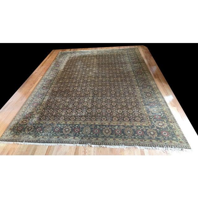 Abc Carpets Large Room Rug - 10′ × 14′6″ - Image 3 of 8