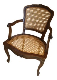 Image of Sunroom Bergere Chairs