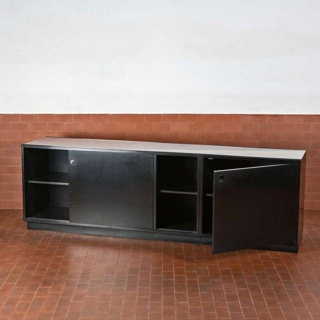 Tecno Set of Three Cupboards by Osvaldo Borsani for Tecno For Sale - Image 4 of 10