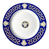 Image of Contemporary German Smcs Medusa Dinner Plates - Set of 8 For Sale