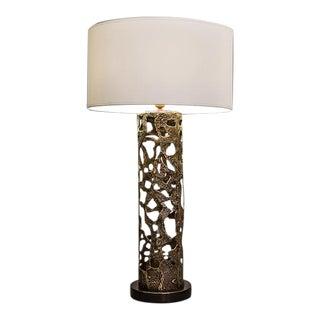 Romi Gold Table Lamp Christine Rouviere For Sale