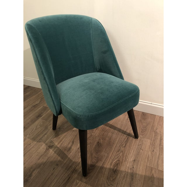 Room and Board Custom Dining Chairs - Set of 4 For Sale - Image 9 of 13