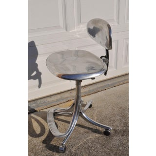 1960s Vintage Original Jorgen Rasmussen Office Desk Chair Preview