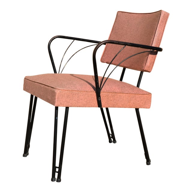 Vintage Mid-Century Modern Viko Baumritter Lounge Chair For Sale