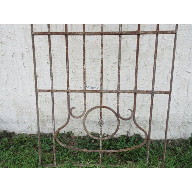 Victorian Antique Victorian Iron Architectural Salvage Element For Sale - Image 3 of 6
