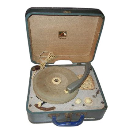 Vintage RCA Victor Record Player - Image 1 of 6