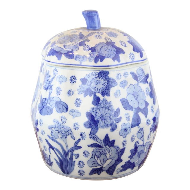 Chinese Canton Gourd Jar For Sale