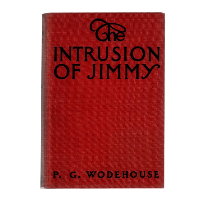 """1910 """"The Intrusion of Jimmy"""" Collectible Book For Sale"""
