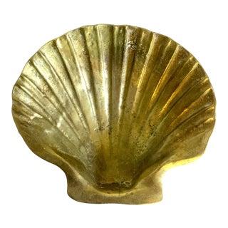 Brass Shell Soap Dish