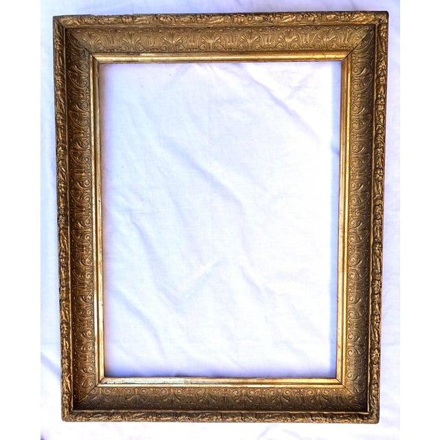 Vintage Boho Chic Wood Frames - Set of 8 For Sale In San Francisco - Image 6 of 13