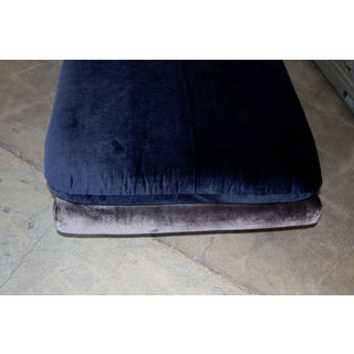 Preview Chaise in New Calvin Klein Cotton Velvet Preview