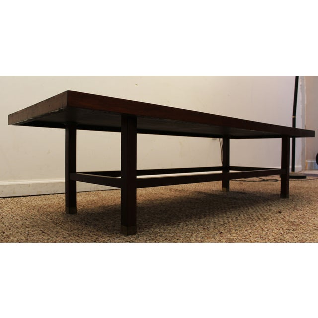 Mid-Century Modern H. Paul Browning Coffee Table - Image 5 of 11