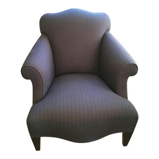 1990s Vintage John Hutton for Donghia Luciano Chair For Sale
