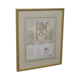 Beacon Hill Arc De Triomphe Framed Print For Sale
