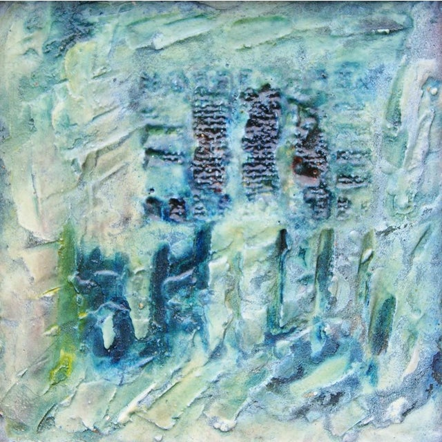 Frank Rubin Abstract Composition - Image 3 of 6