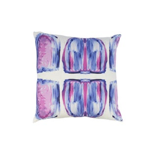 Tulips Nouveau Pillow by Kerri Rosenthal