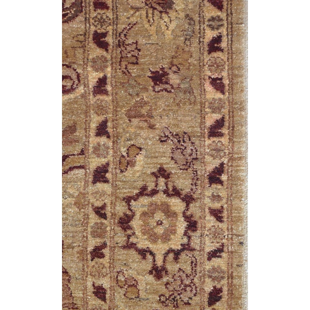MANSOUR Mansour Quality Agra Rug - 6′ × 7′10″ For Sale - Image 4 of 6