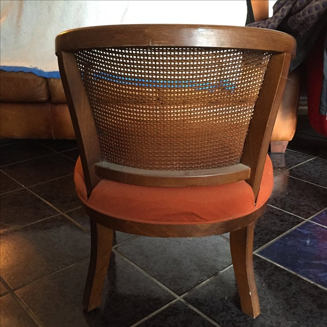 1960's Vintage Barrel Chairs - A Pair - Image 9 of 11