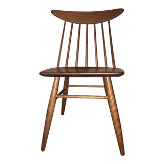Russell Wright Conant Ball Maple Chair For Sale