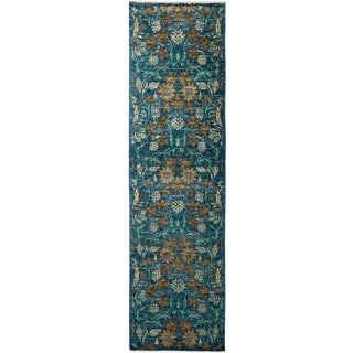 "Constantine, Arts & Crafts Runner Rug - 2'7"" X 9'7"" For Sale"