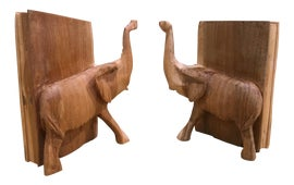 Image of African Bookends