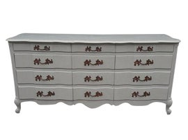 Image of Dove Gray Chests of Drawers