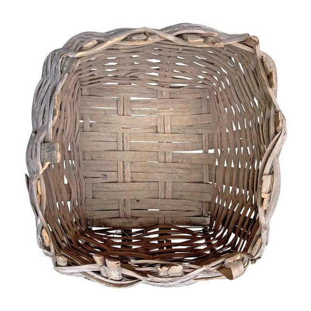 Large 19th Century American Nut Basket For Sale - Image 10 of 11