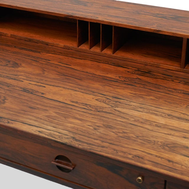 Partners Desk by Peter Lovig Nielsen For Sale - Image 9 of 11