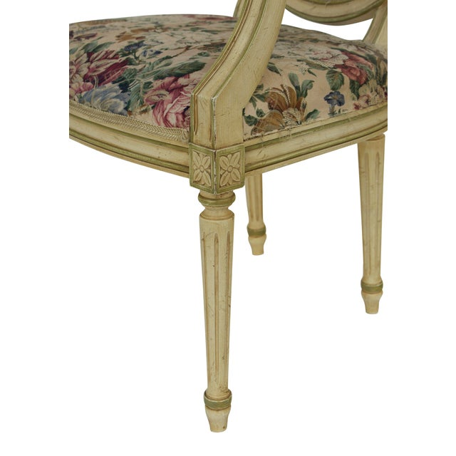 Kindel Louis XVI Style Dining Chairs- Set of 6 - Image 5 of 10
