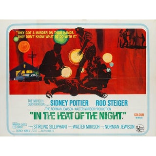 """""""In the Heat of the Night"""" Print by United Artists Corporation For Sale"""