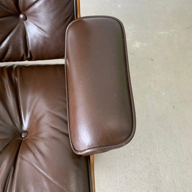 Herman Miller 1970s Vintage Herman Miller Eames Lounge Chair For Sale - Image 4 of 10