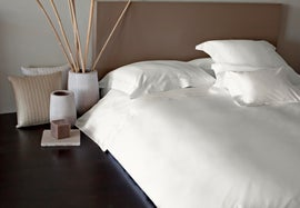 Image of Ivory Duvet Covers