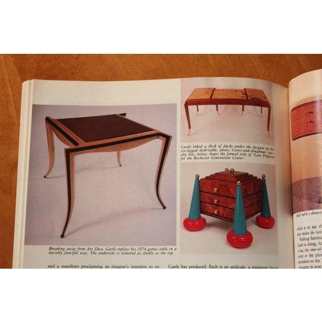"""Wendell Castle """"Goose Desk"""", 1983 For Sale - Image 10 of 10"""