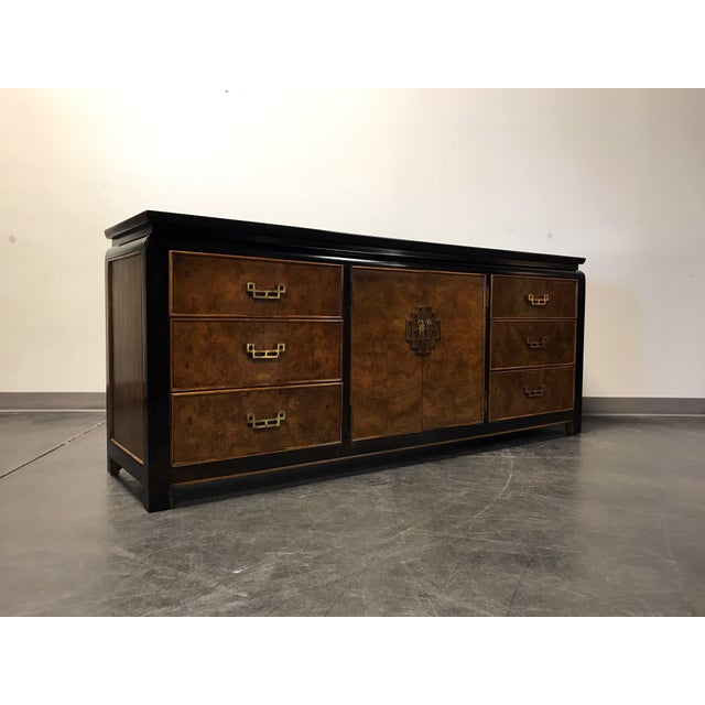 Century Furniture Raymond K Sobota for Century Chin Hua Asian Dresser/Credenza For Sale - Image 4 of 11