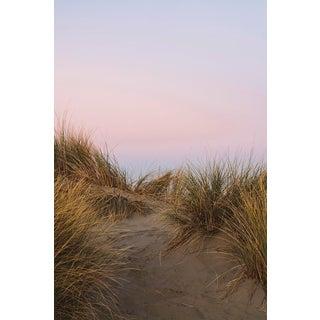 """Sand Dunes on the Beach"" Original Framed Print For Sale"