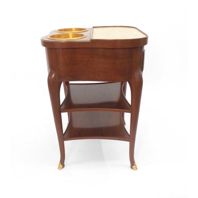 Louis XV Refraichissoir Table For Sale - Image 3 of 7