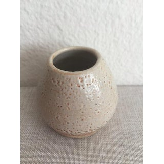 Boho Chic MANA Ceramics Peach Pottery Bud-Vase Preview